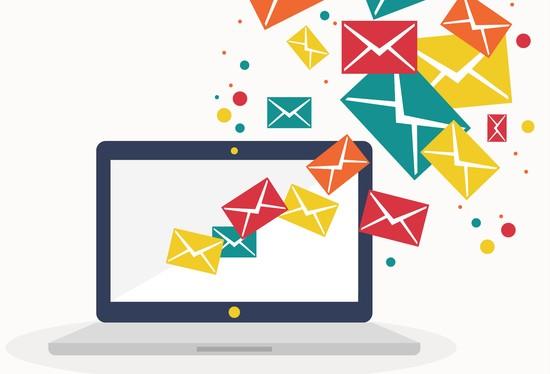 ارسال و دریافت ایمیل با Outlook