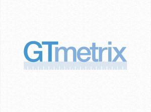 لوگو GTmetrix