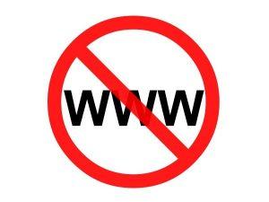 حذف www از آدرس سایت
