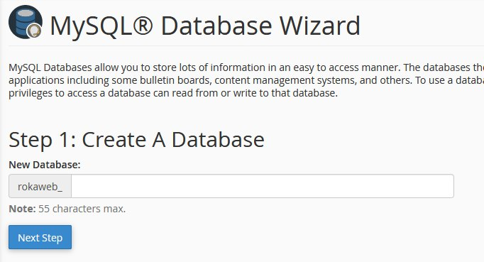 MySQL DB Wizard