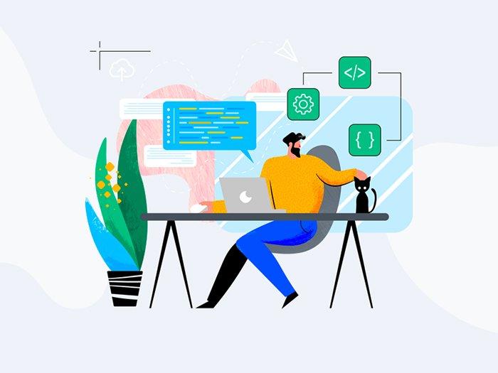 نرمافزار طراحی سایت